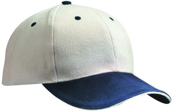 "Klassisches Cap ""Dorset"" Unisex"