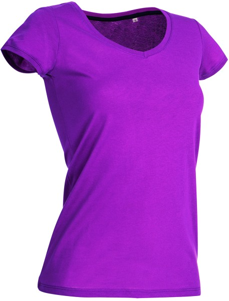 "V-Neck Shirt ""Lily"" Damen"