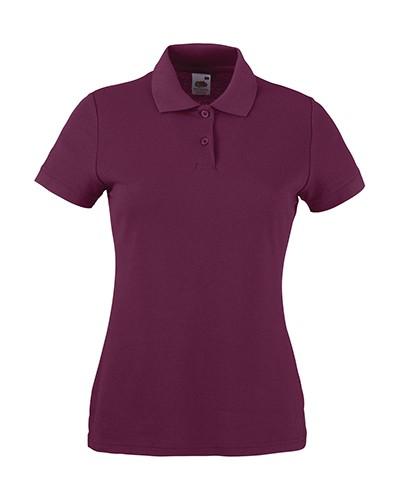 """Poloshirt """"Orlando"""" Damen Mischgewebe"""