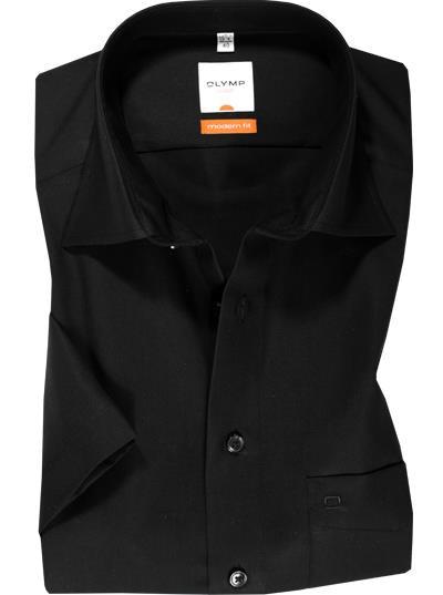 """Hemd """"Luxor"""" Komfortfit kurzarm von OLYMP Gr.47-50"""