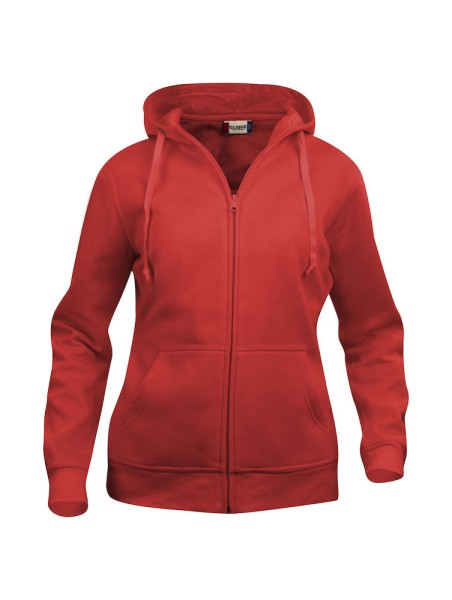 "Sweatjacke ""Nevada-Hooded"" Damen"