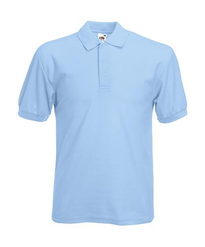 """Poloshirt """"Orlando"""" Herren Pocket Mischgewebe"""